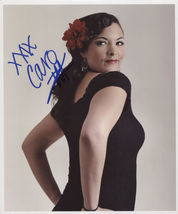 Caro Emerald (Singer) SIGNED Photo + COA Lifetime Guarantee - $59.99