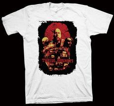 Twelve Monkeys T-Shirt Bruce Willis, Madeleine Stowe, Brad Pitt Hollywood Movie - $14.99+