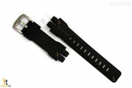 CASIO Pathfinder Protrek PRW-6000 Original Black Rubber Watch Band Strap image 8