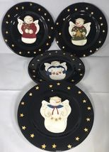 Christmas Holiday Snowman Angel Tree Dinnerware Collection By Sonoma Life+Style - $14.84 - $29.69