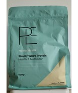 PE Nutrition Simply Whey Vanilla Flavour 600g - $16.45