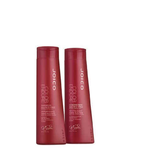 Joico Color Endure Shampoo and Conditioner for long-lasting color KIT, Shampoo - for sale  USA