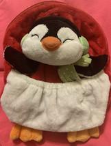 Ganz Cozy Cuties Penguin Backpack - $16.53
