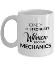 Female Mechanic Gifts Mechanic 11oz Coffee Mug - $14.95