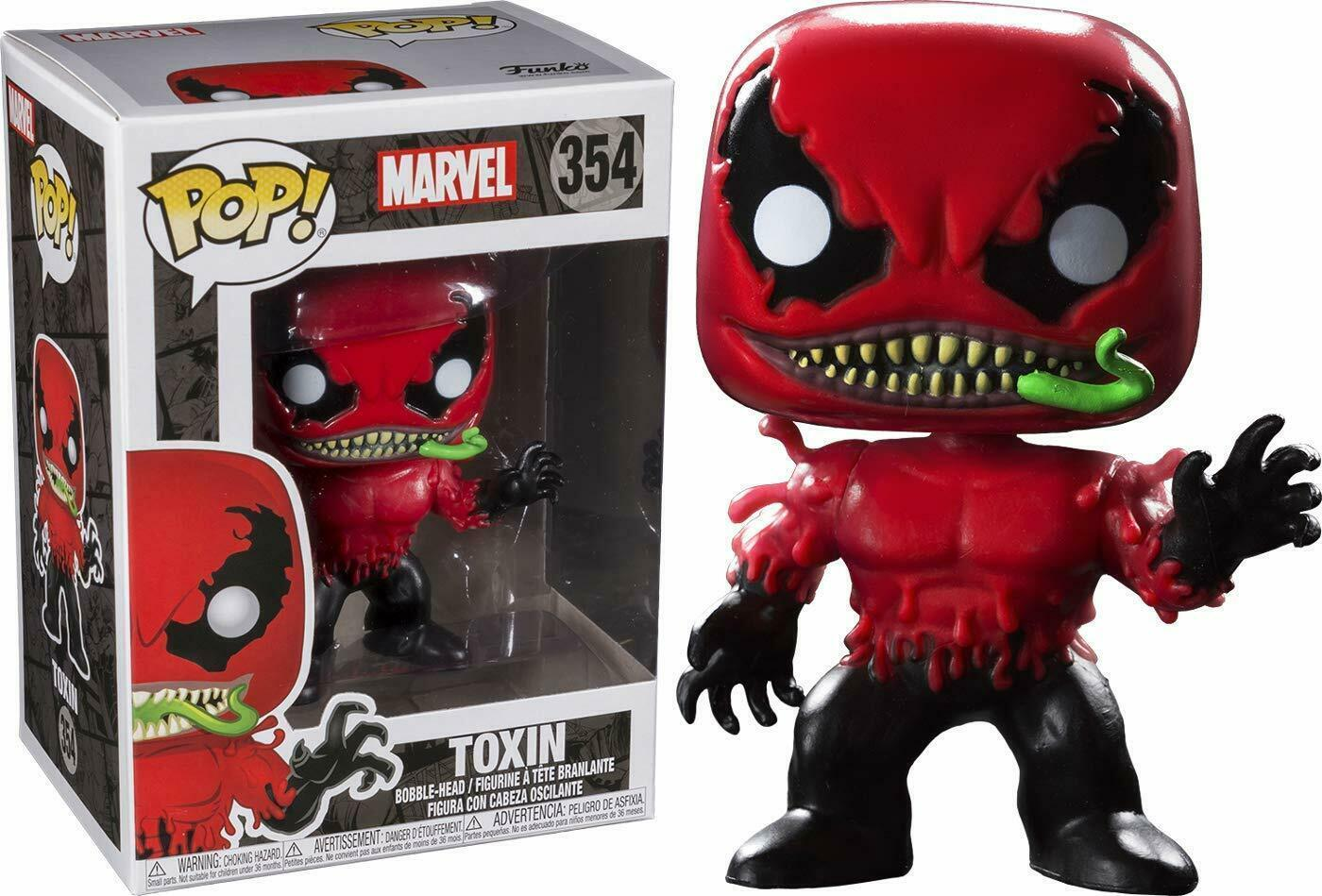 Pop! Marvel Toxin