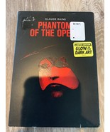 The Phantom of the Opera (DVD, 2014) Brand New Glow In Dark Slipcover - $5.59