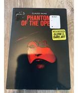 The Phantom of the Opera (DVD, 2014) Brand New Glow In Dark Slipcover - $7.99