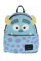Disney Parks Loungefly Mini Backpack - Monsters Inc - Sulley NEW WT - $98.18