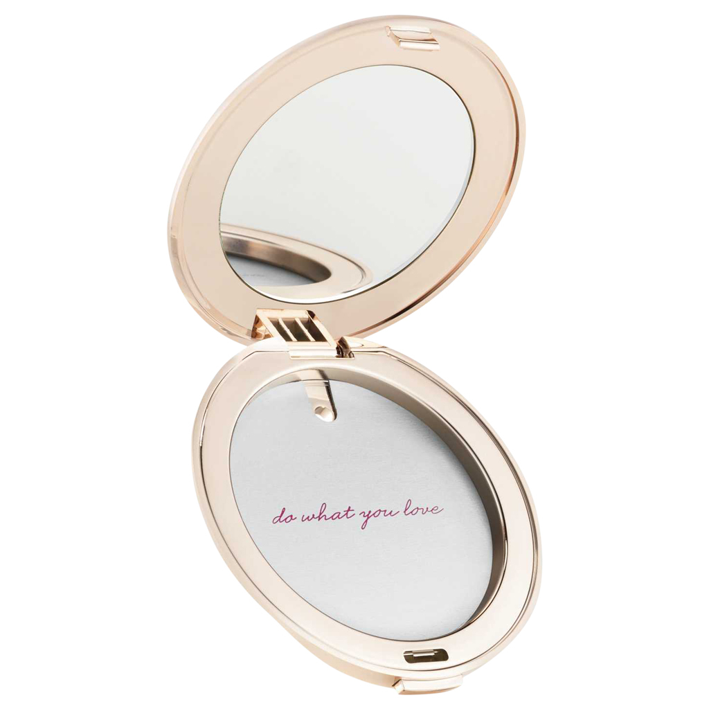 Jane Iredale PurePressed Refillable Compact Rose Gold   - $16.62
