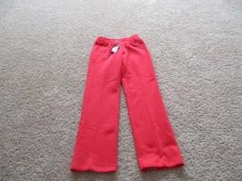 BNWT Nike women's fleece pants, size S, Coral, 80% Cotton blend, $45 - $34.58