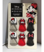 Minnie Mouse 6pk Magnetic Bag Clips - $12.00