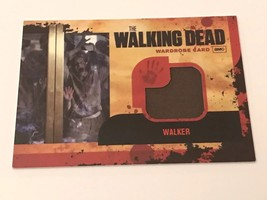 Cryptozoic Walking Dead Season 1 Wardrobe Walker M15 - $15.84