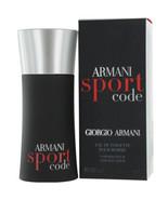 ARMANI CODE SPORT - $65.33