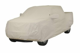 Covercraft Custom Fit Car Cover for Ford Super Duty (Dustop Fabric, Taupe) - $152.09