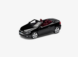 VW Golf MkVI Cabriolet (2011) Diecast Model Car 5K7099300ICO - $25.44