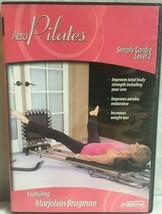 Aero Pilates Level 2 Simply Cardio Workout DVD aeropilates stamina reformer - $18.99