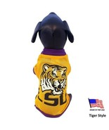 LSU Tigers Athletic Mesh Pet Jersey - X-Small - Tiger - $22.15