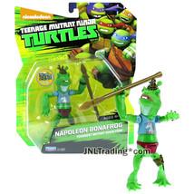 Year 2015 Teenage Mutant Ninja Turtles TMNT 4.5 Inch Figure - NAPOLEON B... - $34.99