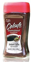 Colcafe Granulado Cafe Instantaneo 7 oz. Instant Granulated Coffe Colombia - $12.00