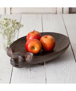 Farmhouse rustic New PIG Treen Tray - $48.00