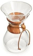 Chemex 8-Cup Classic Series Glass Coffeemaker - $48.14