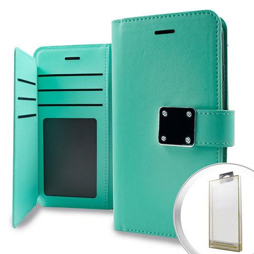 Samsung J7(2017) J727 Perx J7 Prime Halo Sky Pro Case Wallet w/ Blister Cover