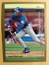 TOPPS 1999 CARD #196 TONY FERNANDEZ - $1.99