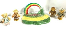 Cherished Teddies Follow the Yellow Brick Road Oz Hillman Retired 1998 V... - $89.09