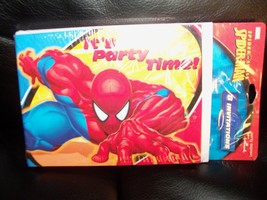 Marvel SPIDERMAN Party Invitations by Hallmark - New - $12.32
