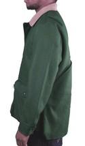 Billionaire Boys Club Ape Linea Verde Scozzese Lana Fox Giaccone Cappotto Nwt image 2