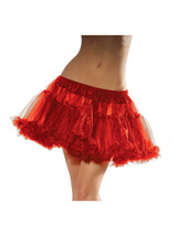 Secret Wishes Dancing Girl Petticoat, White, One Size - $45.14