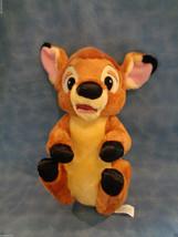 """Disney Babies Plush Bambi 10"""" - $8.66"""