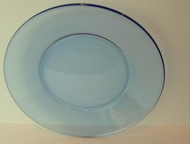 Anchor Hocking Presence Blue Dinner Plate - $28.66