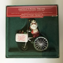 Hallmark Kringle's Kool Treats Keepsake Ornament #8 Here Comes Santa Ser... - $18.69