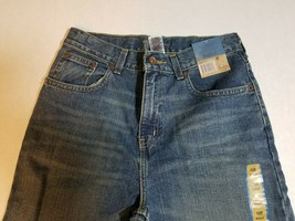 NWT Route 66 Regular Bootcut Boys Youth Jeans Size 16R Medium Wash Pants image 2