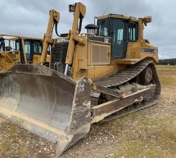 2004 CAT D8R II For Sale In Blackwell, Texas 79506