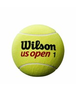 "Wilson - WRX2096 - US Open 9"" Jumbo Tennis Ball - Yellow - $34.60"