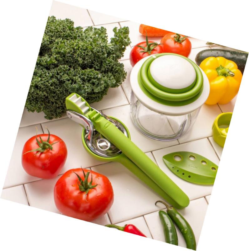 Chef\'n VeggiChop Hand-Powered Food Chopper and 49 similar items