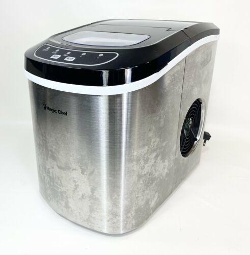 Magic Chef Portable Ice Maker Model HNIM27ST - $106.91