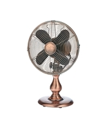 "DecoBreeze Copper 19"" Table Fan - DBF6122 - $77.99"
