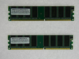 2GB (2X1GB) COMPAT TO 311-2077 313886-292 TESTED
