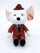 """New Ty Beanie Baby Mike the Mouse Movie Sing 7"""" Plush Doll Toy - $14.84"""