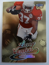 1999 Fleer Ultra #94G Larry Centers Cardinals Gold Medallion Edition Card - $1.00