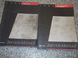 1985 Dodge CARAVAN Service Repair Shop Manual SET OEM FACTORY BOOK 85 - $11.83