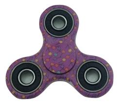 Tri Fidget Spinner Lollipop Pattern Hand Spinner Toy - $7.95