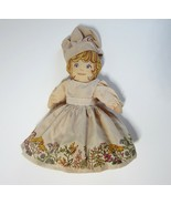 """Vintage 1982 Avon Country Kitchen Spice Angel Baker Cook Cloth  Doll -7""""... - $10.99"""
