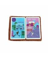 2 Decks Virgin Islands Puerto Rico Box Playing Cards Ferd Piatnik & Sons... - $23.36