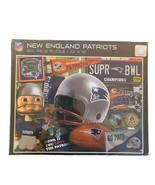 NFL New England Patriots Puzzle Jigsaw Puzzle Football 500 Pieces Pcs NE... - $37.78