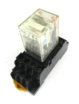 Omron MY4ZN Relay 14 Point 24VDC 5A - $5.45