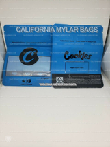 Blue Cookies SF California Bags -Club Novelty  Packaging -21 pcs + $24.95